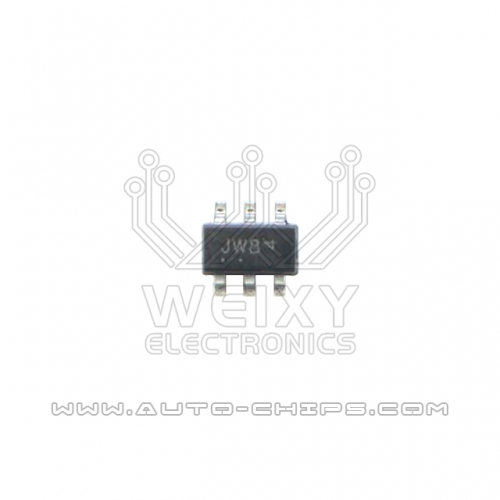 JW8 6PIN chip use for automotives