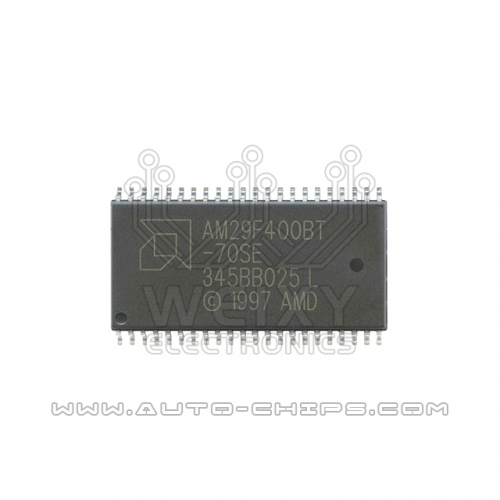 AM29F400BT-70S flash chip use for automotives ECU