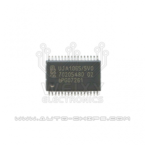 UJA1065 5V0 CAN communication chip use for automotives