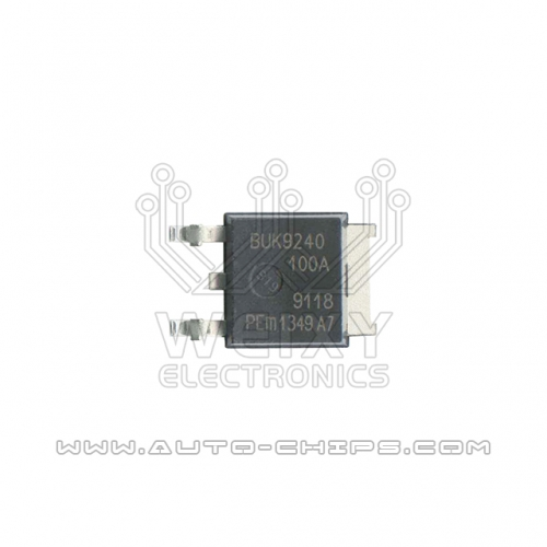 BUK9240-100A chip use for automotives