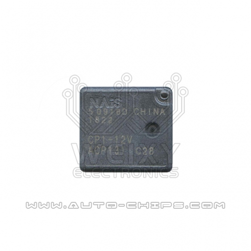 CP1-12V ACP131 relay use for automotives BCM