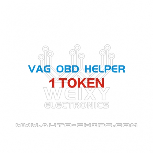 1 Token for VAG OBD Helper