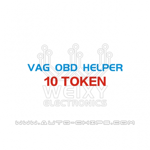 10 Token for VAG OBD Helper
