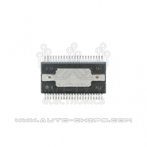 SE741 chip use for Toyota ECU