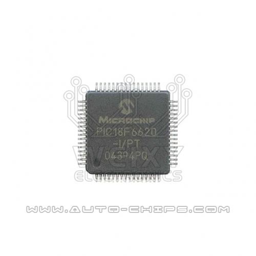 PIC18F6620-I/PT MCU chip use for automotives