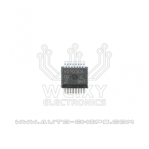 VD7030A chip use for automotives BCM