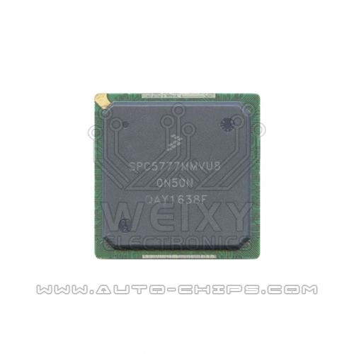 SPC5777MMVU8 0N50N BGA MCU chip use for automotives ECU